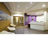 Flexible EH2 Office Space Rental - Edinburgh Serviced offices