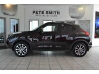 Nissan Juke 1.6 TEKNA DIG-T 4x4 WITH LEATHER SEATS AND NAVIGATION 2014/63