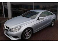 Mercedes E220 CDI SE. VAT QUALIFYING