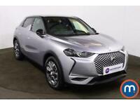 2020 DS DS 3 100kW E-TENSE Ultra Prestige 50kWh 5dr Auto Hatchback Electric Auto