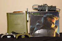 Microsoft Xbox 360 Halo 3 Special Edition 20 GB Green&Gold Used