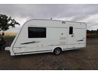 Elddis Odyssey 482 2 Berth Touring Caravan 2008