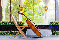 solo cello for weddings and events