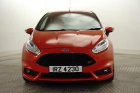 2014 Ford Fiesta ST-3 Petrol orange Manual