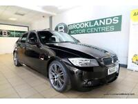 BMW 3 SERIES 318d SPORT PLUS EDITION [5X SERVICES, LEATHER and ?30 ROAD TAX]
