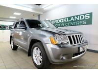 Jeep Grand Cherokee 3.0 V6 CRD OVERLAND [SAT NAV, LEATHER, REVERSE CAMERA and HE