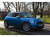 2007 Mini 1.6 Cooper S AUTOMATIC ,SUNROOF,LEATHER,LOW MILEAGE ONLY 8000 MILES,
