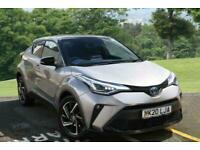 2020 Toyota CHR 1.8 Hybrid Dynamic 5dr CVT Hatchback PETROL/ELECTRIC Automatic