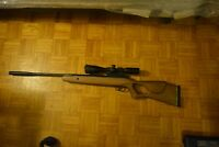 last 10 days,almost new air gun only 150