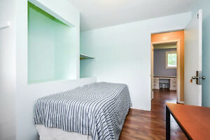 Walking Distance to UW $495 Furnished All Inclusive w/ DSL Kitchener / Waterloo Kitchener Area image 4