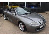 TROPHY CARS MGF MGTF 115 SPARK,GREAT CONDITION,HEADGASKET,RAC WARRANTY