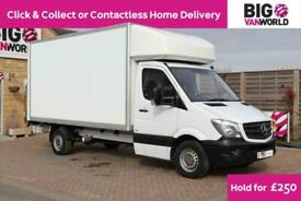 2017 MERCEDES SPRINTER 314 CDI 140 LWB 'ONE STOP' INGIMEX LUTON WITH TAIL LIFT L