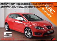 2010 Seat Leon 2.0TDI CR FR 170BHP-T/BELT REPLACED-CRUISE-CLIMATE CONTROL-