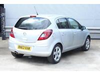 2013 Vauxhall Corsa 1.2 i 16v SXi 5dr