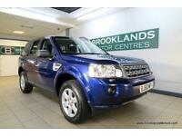 Land Rover Freelander 2.2 TD4 GS 4WD [7X LAND ROVER SERVICES]