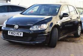 2013 Volkswagen Golf 1.2 TSI S Hatchback 5dr (start/stop)
