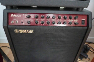 Ampli de guitare contre ampli de basse (vente aussi possible)
