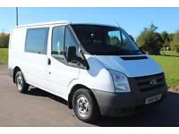 Ford Transit 2.2TDCi Duratorq Crew Van( 115PS ) ( Low Roof ) 280 SWB £6995 + VAT