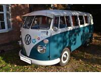 Volkswagen VW Split Screen for sale LHD long MOT recon engine