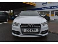 BAD CREDIT CAR FINANCE AVAILABLE 2014 14 Audi S3 2.0 QUATTRO S TRONIC