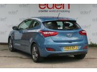 2013 Hyundai i30 1.4 Active 100 PS 3 door Hatchback