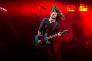 Don't burn any bridges in 17TH ROW seats for THE FOO FIGHTERS