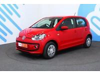 2013 Volkswagen up! 1.0 Move Up ASG 5dr