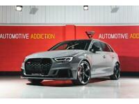 2017/67 Audi RS3 8V Sportback 2.5 Quattro S-Tronic 400PS | £5,500 Factory Extras