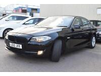 2012 BMW 5 Series 2.0 525d SE 4dr