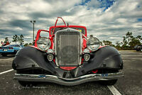 Cars photographer, Pickup photographer, Classic cars photo.