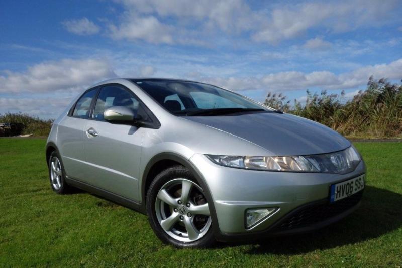 2006 Honda Civic 2.2 i-CTDi ES Hatchback 5dr