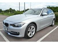 2013 63 BMW 3 SERIES 2.0 318D SPORT TOURING 5DR DIESEL