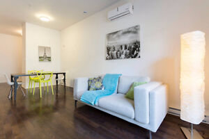 Furnished, Downtown, 1-Bedroom, Wi-fi, Electricity (Oct 19)
