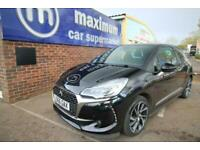 2016 DS DS 3 1.6 BlueHDi Prestige 3dr HATCHBACK Diesel Manual