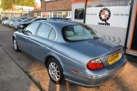 Jaguar S-TYPE 2.5 V6 2003, IMMACULATE CONDITION FOR ITS AGE! PRICED 2 SELL QUICK