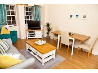 Charming two bed flat in terrific central location available for short term lets only (1-3 months)