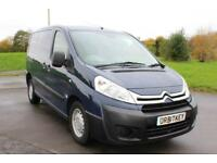 Citroen Dispatch 1.6HDi 1000 ( 90 ) L1H1 Enterprise Blue Diesel Van Low Mileage