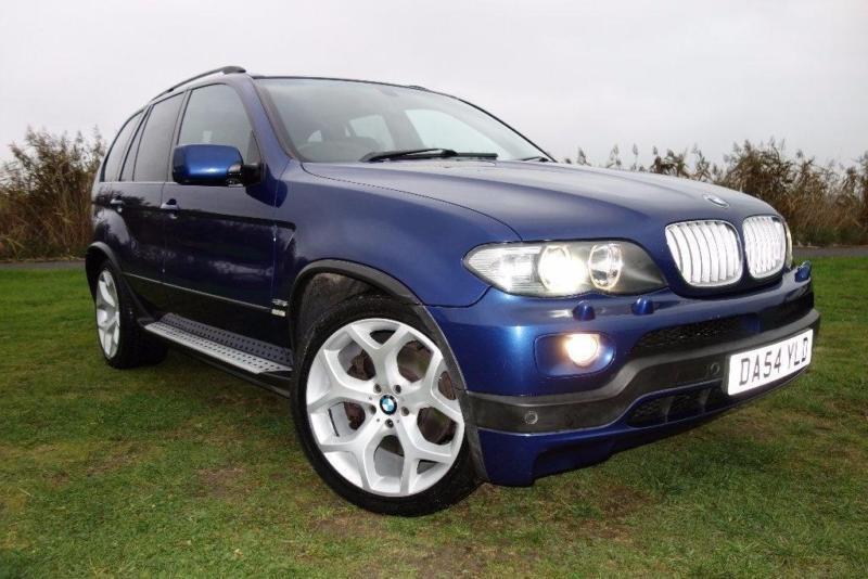 2004 BMW X5 4.8 is S 5dr | in Weston-super-Mare, Somerset | Gumtree