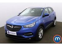 2019 Vauxhall Grandland X 1.2 Turbo SE 5dr Auto [8 Speed] Hatchback Petrol Autom