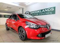 Renault Clio Dynamique MediaNav 1.2 16V 75 [2X SERVICES and SAT NAV]
