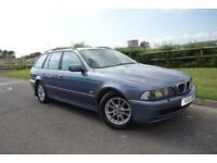 2001 BMW 5 Series 2.9 530d SE Touring 5dr