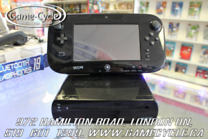 Wii U in at Game Cycle  Hamilton Road!!!