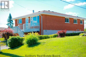 New Sudbury All Brick Home now with NATURAL GAS