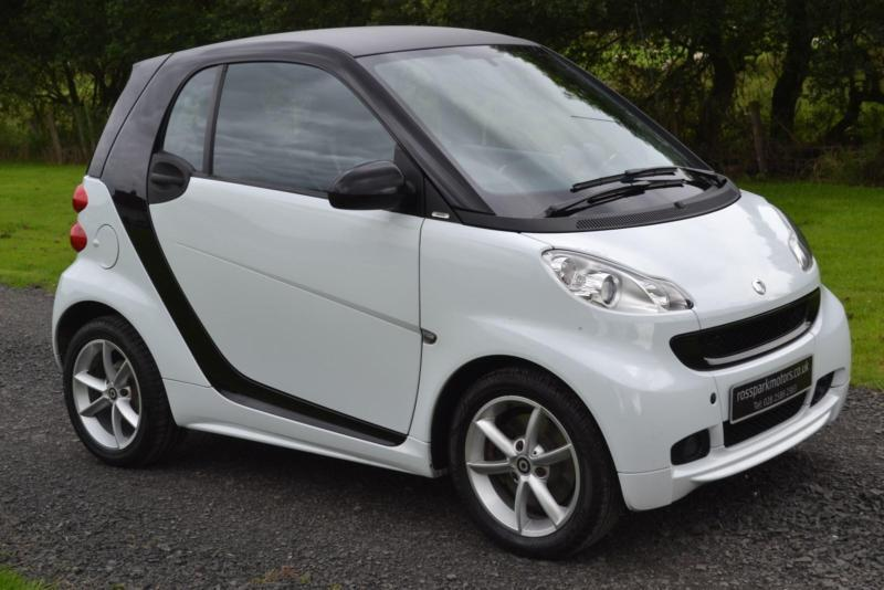 Smart Fortwo 0 8cdi 54bhp Softouch 2017my Pulse Not Porsche Ford Fiesta