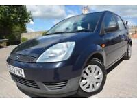 FORD FIESTA FINESSE 1.25 5 DOOR*LOW MILEAGE*FULL SERVICE HISTORY*LONG MOT*