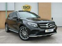 Mercedes-Benz GLC Class 2.1 GLC250d AMG Line (Premium) G-Tronic+ 4MATIC (s/s) 5d