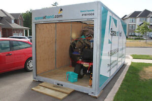 Moving – portable storage containers and self storage space Stratford Kitchener Area image 3