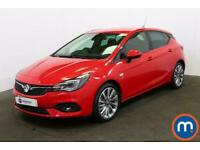 2020 Vauxhall Astra 1.2 Turbo 145 SRi VX-Line Nav 5dr Hatchback Petrol Manual
