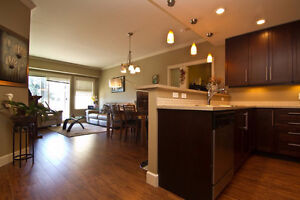 2br/2bath condo + den and a GIANT patio at a great price!