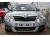 Skoda Yeti SE PLUS TDI CR